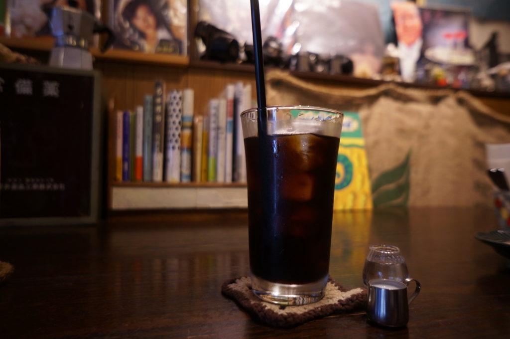 みどりのひつじ アイスコーヒー