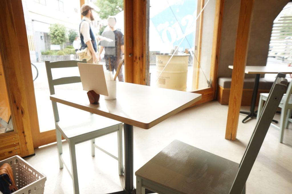 千鳥文化食堂(カフェ) 店内