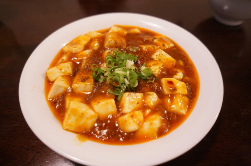 華丸 麻婆豆腐