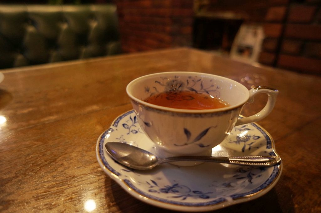モンキーヒル 紅茶