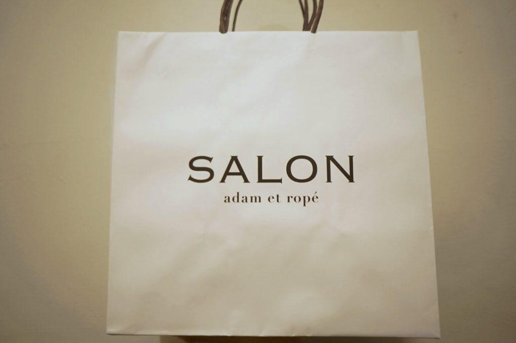 アダム エ ロペ 紙袋