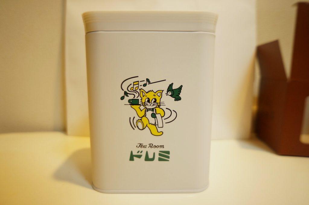 喫茶ドレミ コーヒー缶