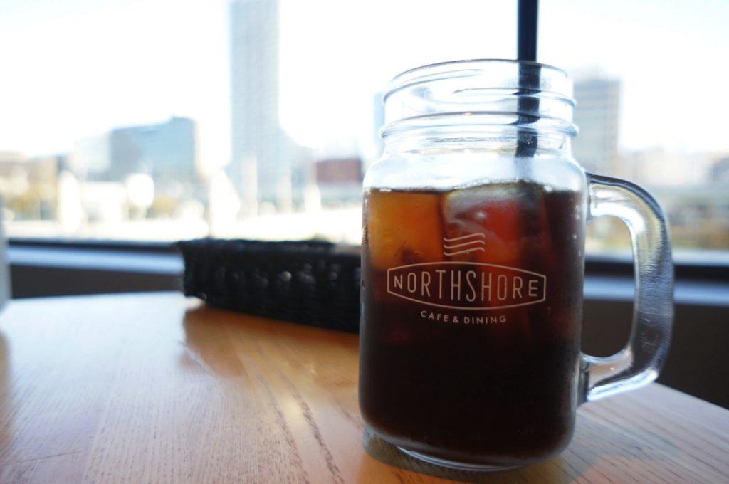 ノースショア アイスコーヒー