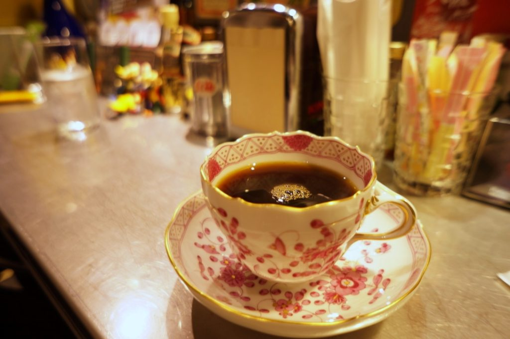 80'S ホットコーヒー