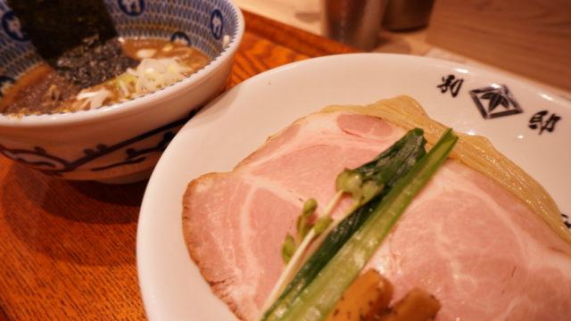 別邸たけ井 濃厚鶏豚骨つけ麺