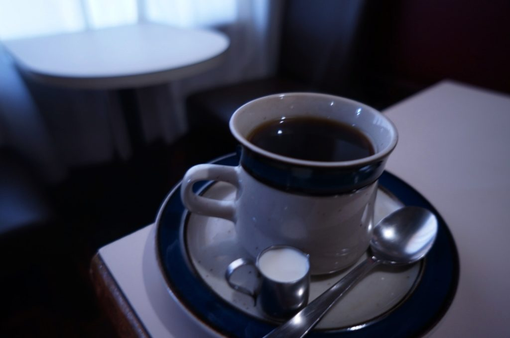 ラック ホットコーヒー