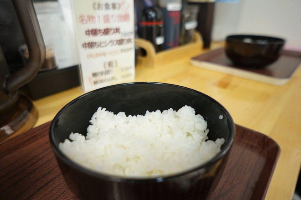 中筋水産 酢飯