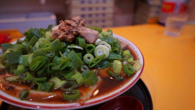 麺屋7.5Hz チャーシュー麺