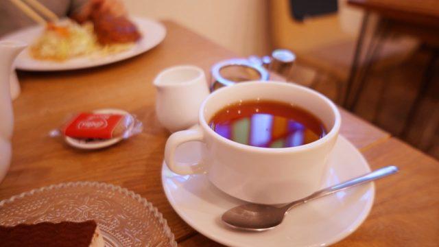 カフェテントウムシ 紅茶