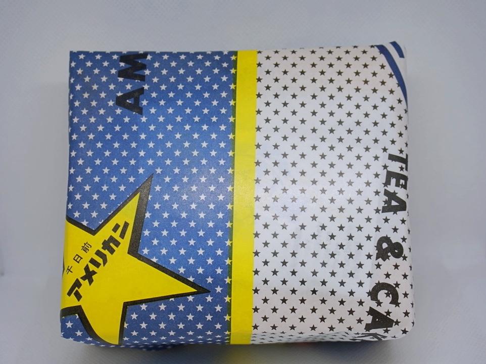 純喫茶アメリカン ホットケーキの包装紙