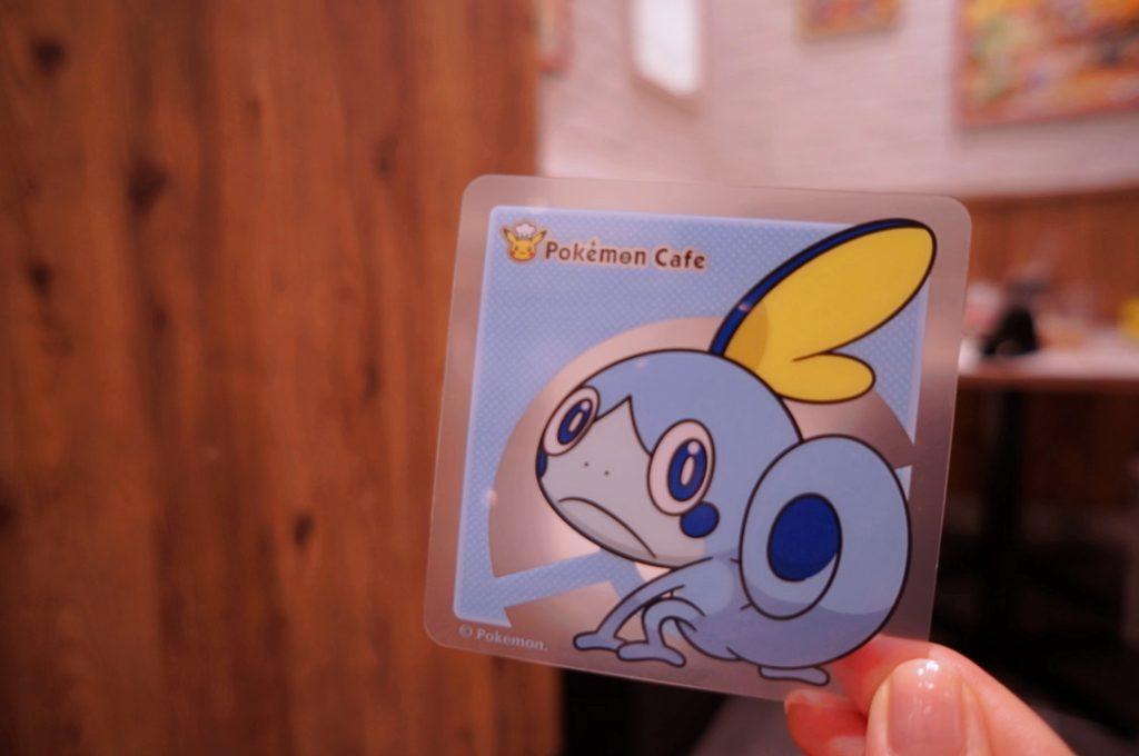 ポケモンカフェ オリジナルコースター