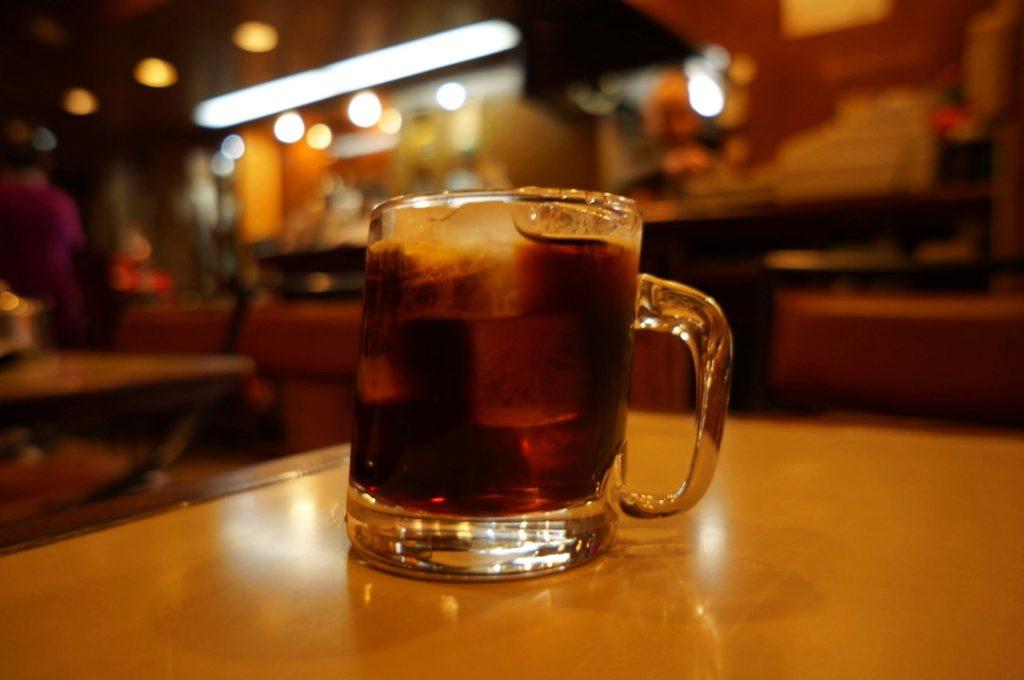 サンスリー アイスコーヒー
