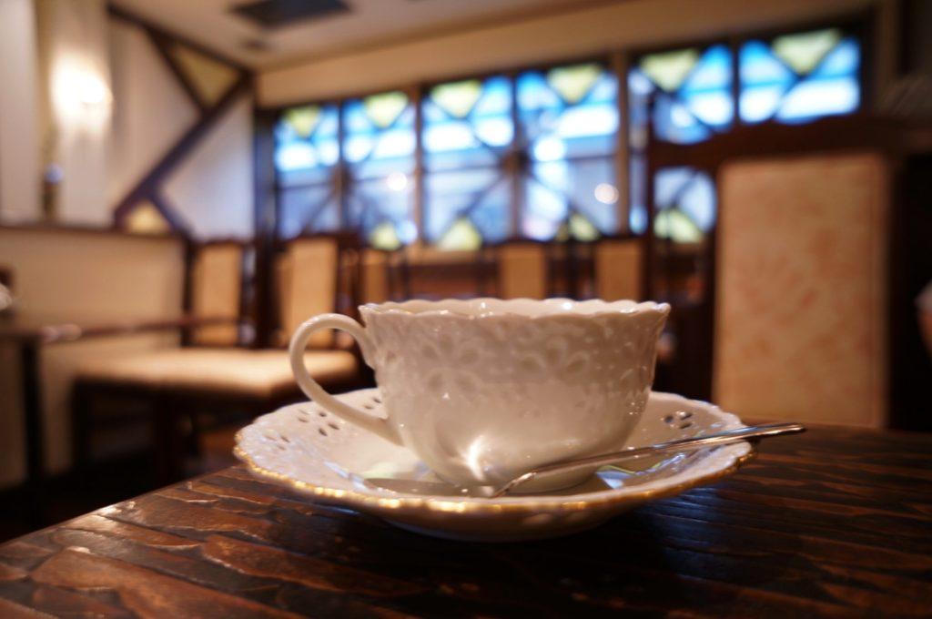 菊水のホットコーヒー