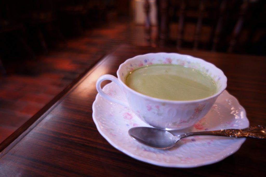 コーネルの抹茶ミルク