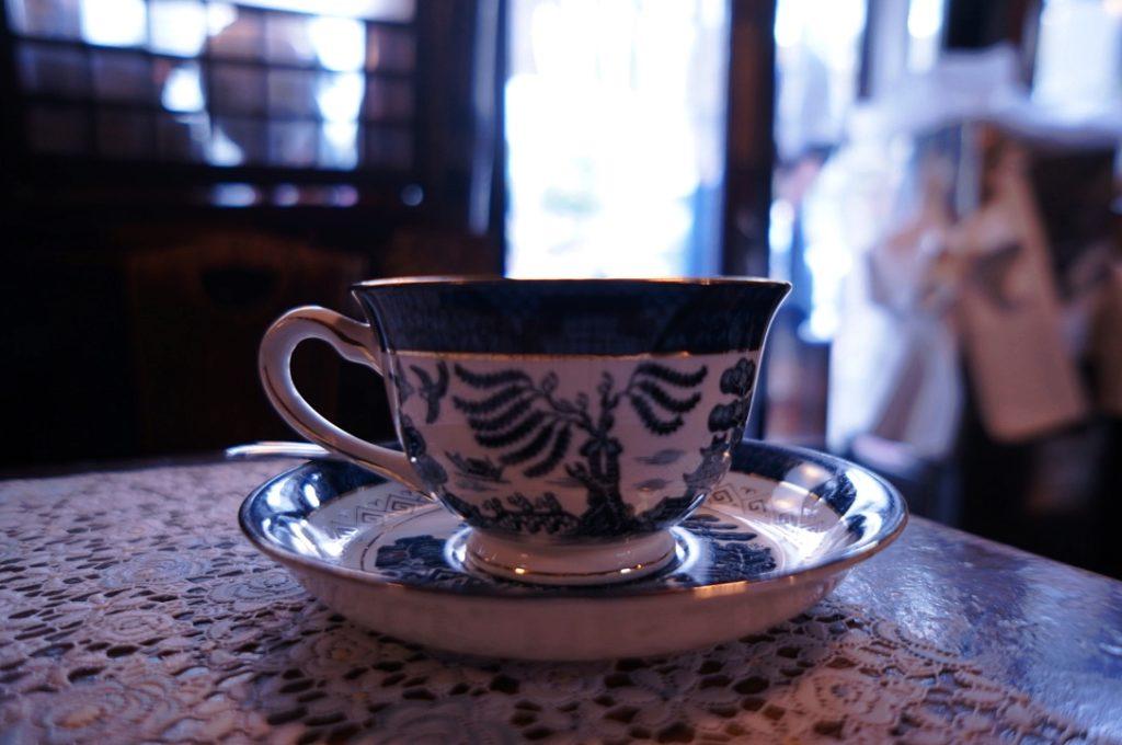 ゼー六のコーヒーカップ