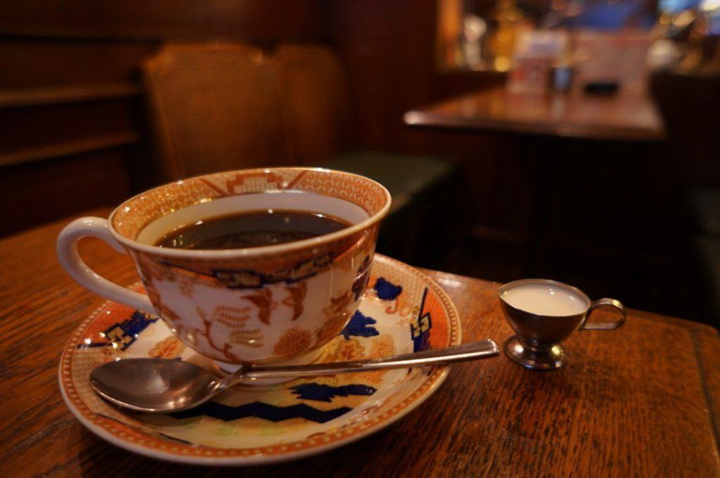 再會のブレンドコーヒー