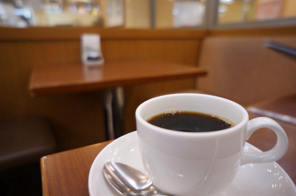 ミツヤのホットコーヒー
