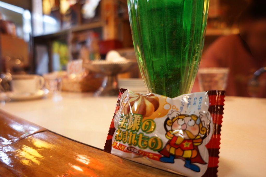 白泉堂の駄菓子