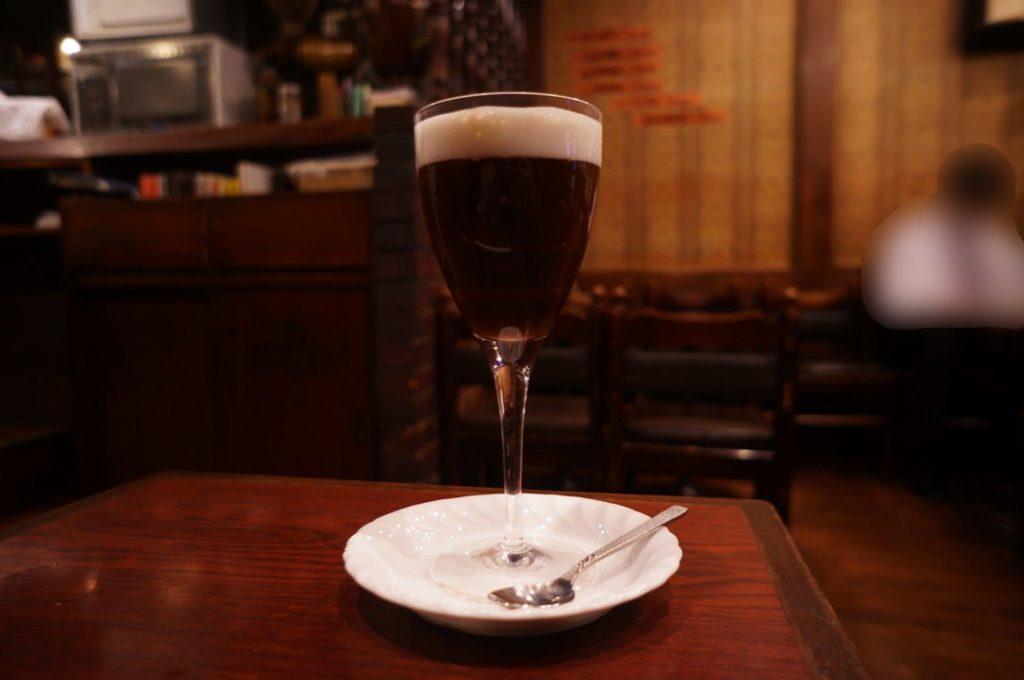 城戸のルシアンコーヒー