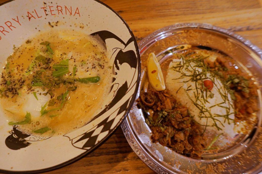 ニッポンカリーオルタナのスープカリー