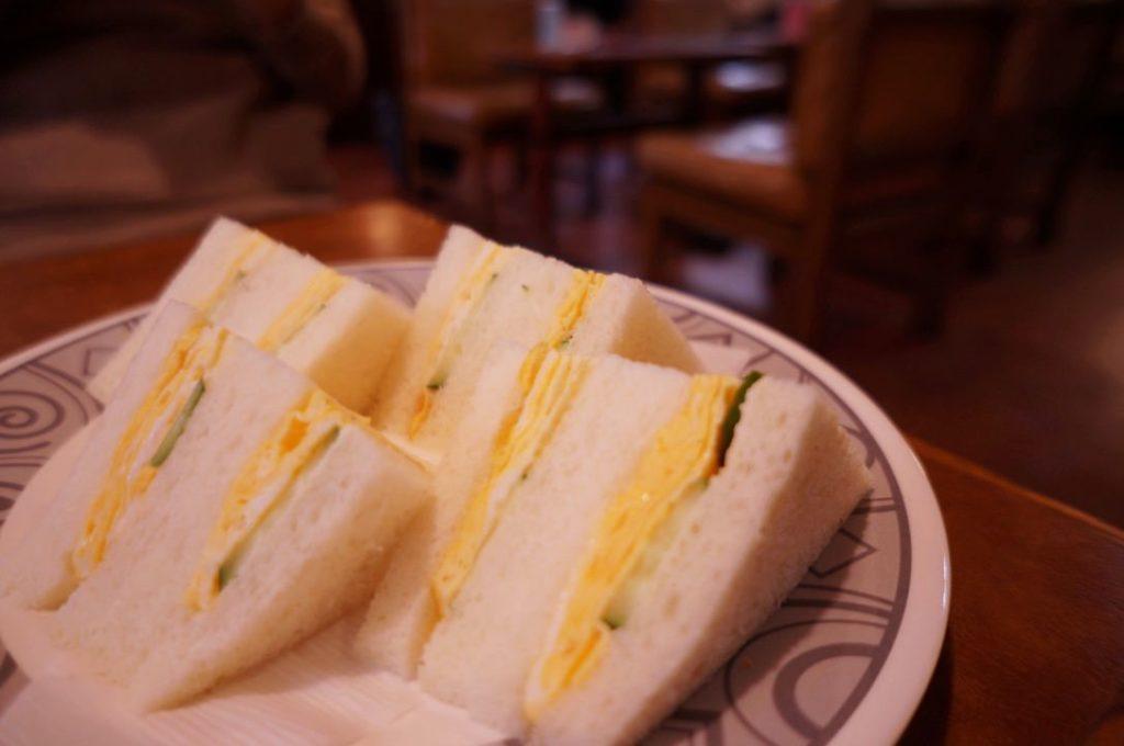 いづみの玉子サンド