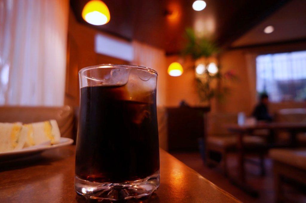 いづみのアイスコーヒー