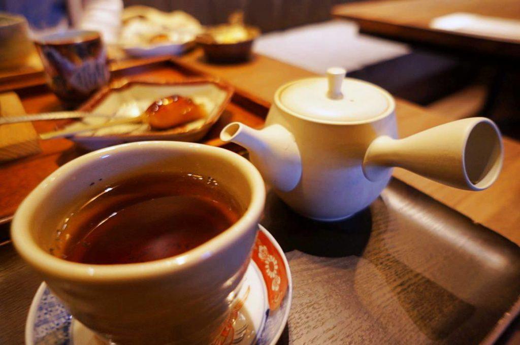 極上ほうじ茶