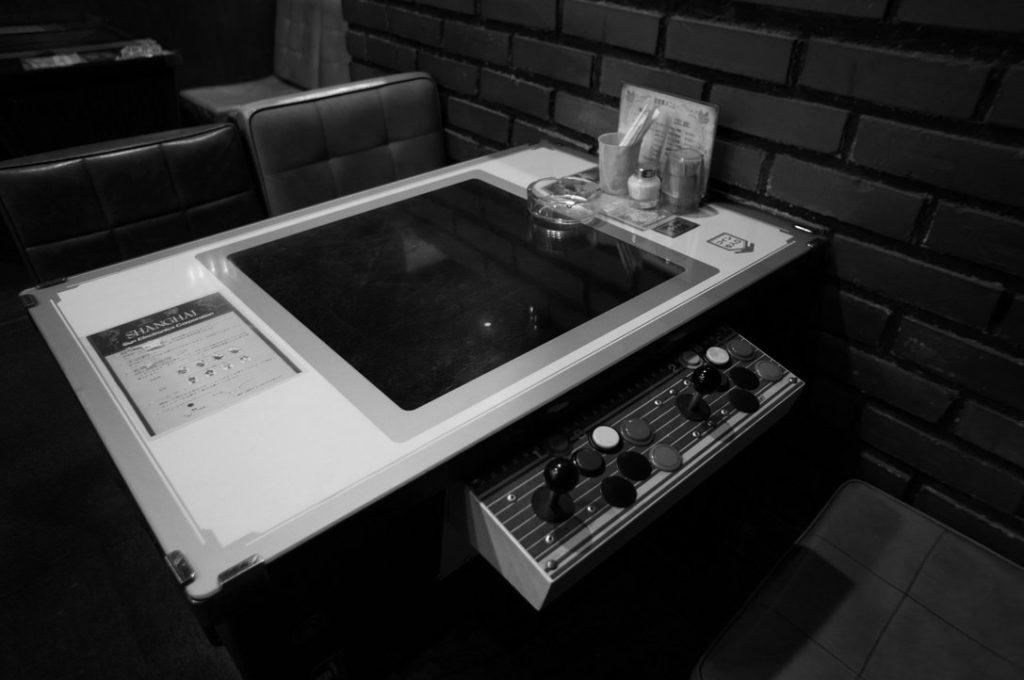 喫茶香のゲームテーブル