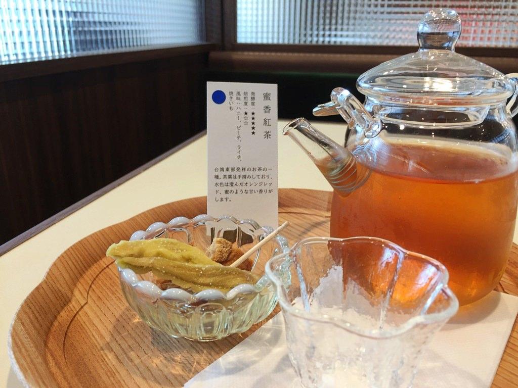 ウーロンマーケットの密香紅茶