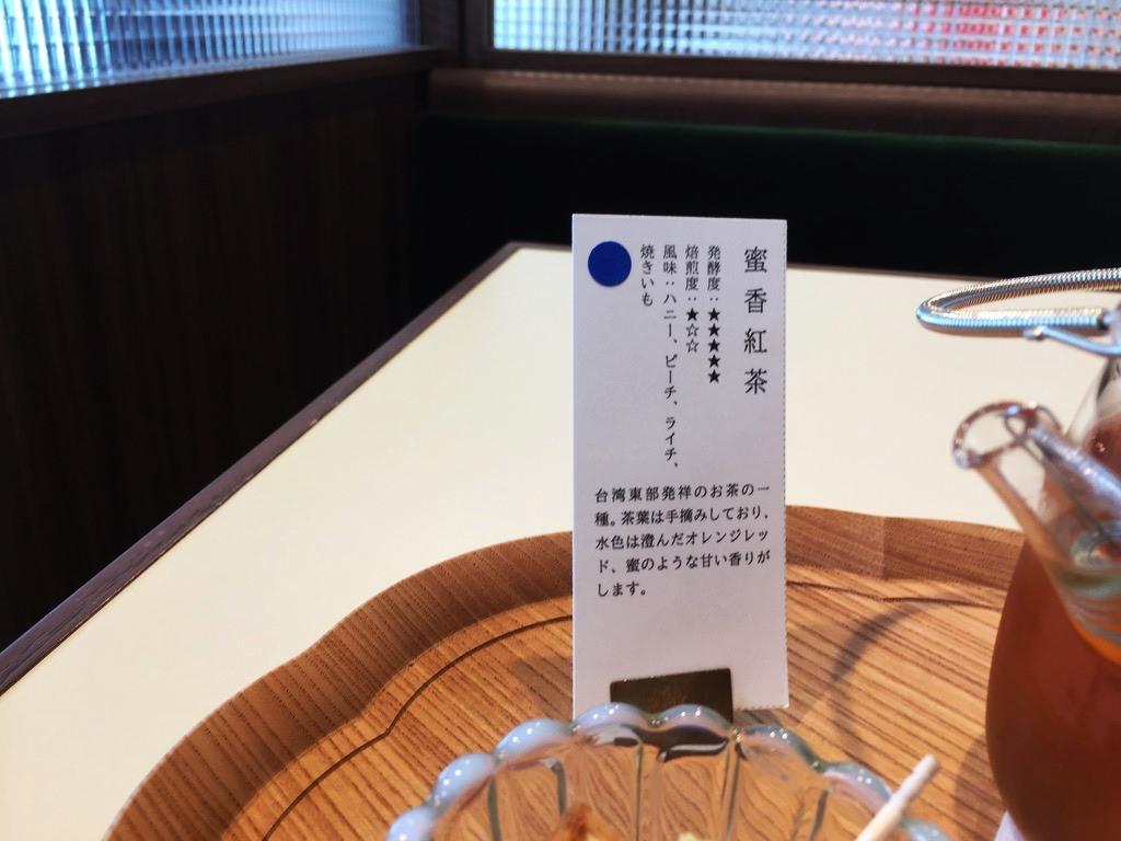 密香紅茶の解説