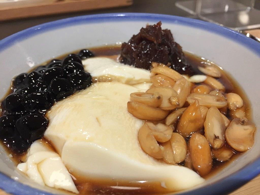 食習の伝統豆花